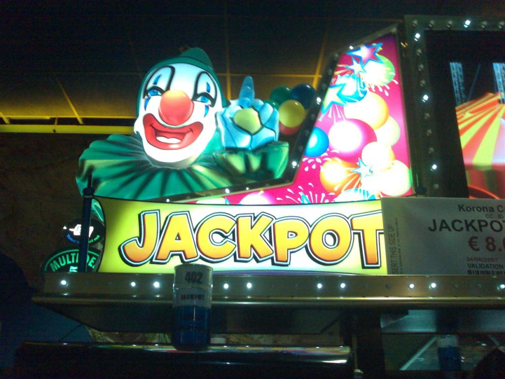 Jackpot igralni salon.